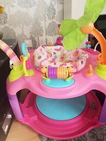 Bright starts baby activity centre