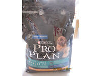 3kg purina pro plan puppy large robust 2-24mths dog food