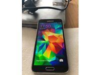 Samsung galaxy s5 16 GB UNLOCKED SM-G900F