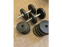 Dumble set 25KG