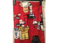 Star Wars curtains