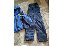 Boys winter outfit
