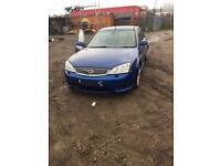 Ford mondeo st 2007 2.2 tdci Blue EC qjbb Spares Breaking