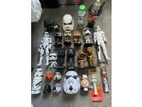 Star Wars collection 25 items