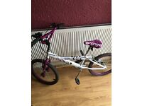 Girls 20inch bike for sale