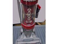 Hoover VL81VL01 Velocity Reach Bagless Upright Vacuum Cleaner