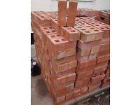 Bricks Red sandfaced