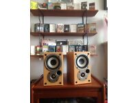 DENON....speakers designed by mission.....£65