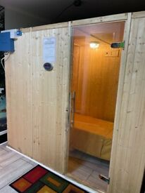 FREE SCRUB with Sauna & Massage Special offer £70 for 90 minutes (was £90).
