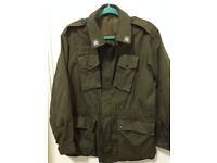 Military Jacket/Coat Size M/L