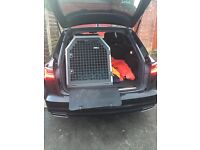Trans K9 B33 Dog crate for sale. Purchased February 2017. Comes with 2 sets keys & Bumper mat.