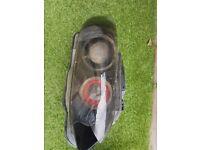 Parts for Bmw E92 335d, bonnet, headlights, tyre, dsc pump.