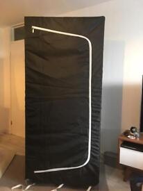IKEA Breim wardrobe black
