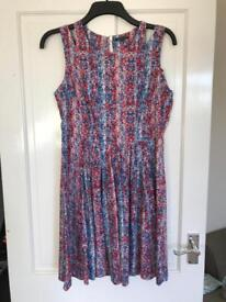 Warehouse Dress Size 16 Excellent