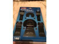 Multi Tool Blade set - 7 Piece