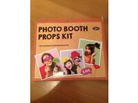 Photo booth prop kit