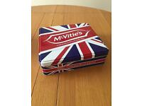 Union Jack - Limited Edition - McVitie's biscuit tin - Celebration