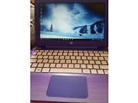 Hp purple netbook