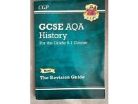 GCSE AQA history revision guide