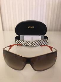 100% authentic ladies Versace sunglasses