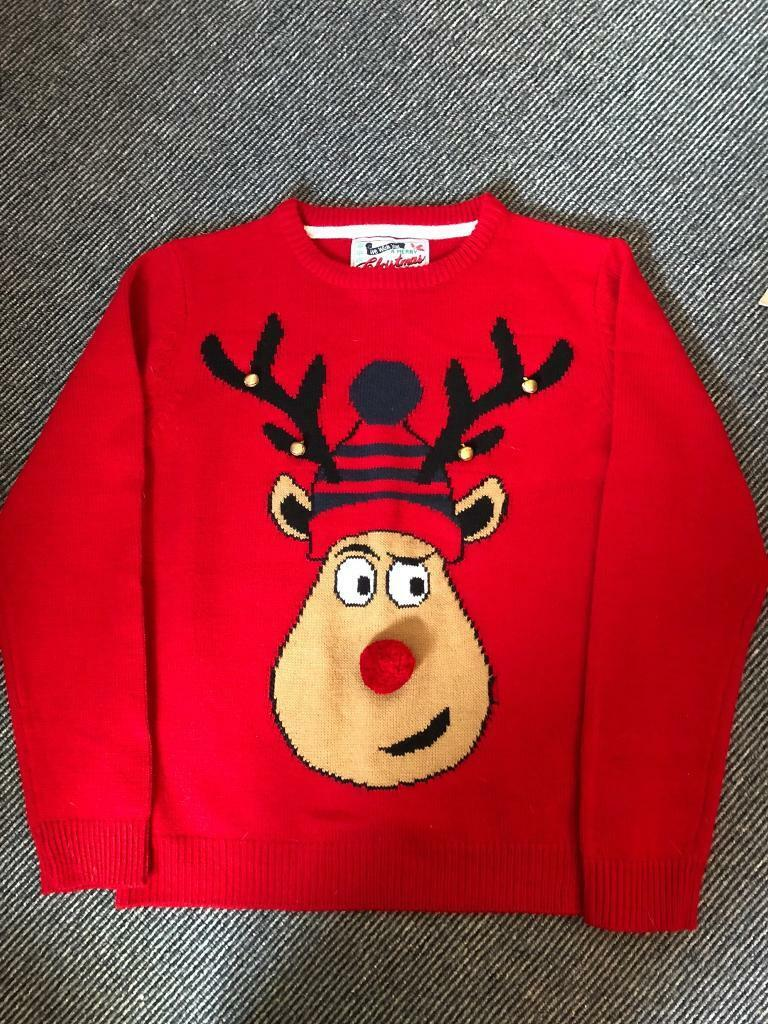 Christmas jumper Age 12/13