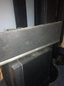 sound system4.1 lg
