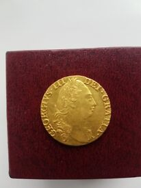 George 111 22ct gold 1782