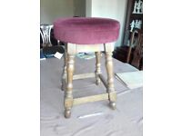 Vintage pub stool