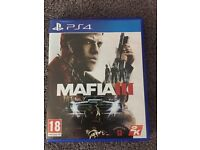 ps4 game mafia 3 good working order swap other ps4 game or £25