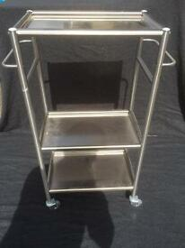 Ikea bathroom trolley shelf storage unit