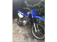 Yamaha ttr 125 2001