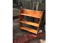 Must go! Solid Pine Shabby Chic Style shelf project