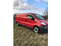 Vauxhall vivaro, low mileage for year, great condition only 2 owners from new