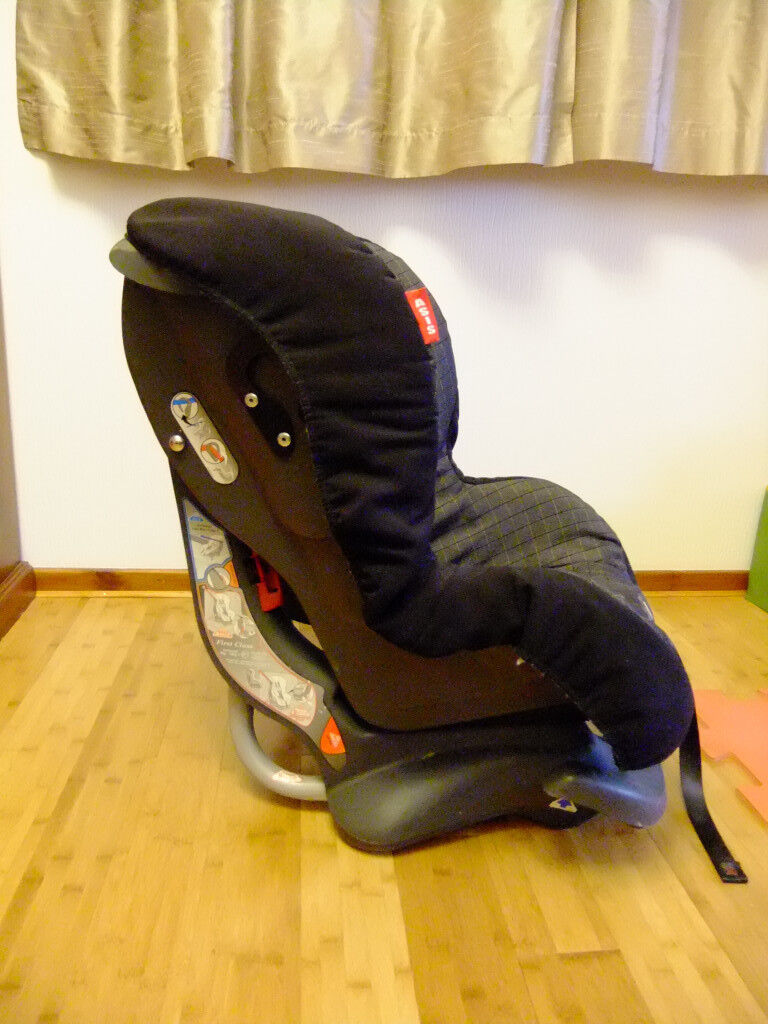 Britax Car Seat 0 18 Kg With Baby Insert