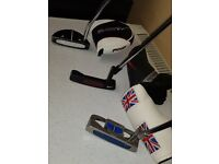 Putters 2 Ping 1 Nike