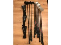 Selling golf driver and clubs in very good condition