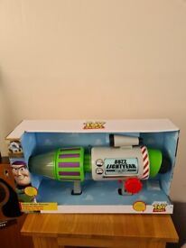 toy story buzz water blaster