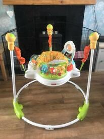**SOLD** Immaculate Fisher Price Sunny Days Jumperoo