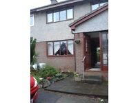 4 bedroom semi detached villa for sale in Moodiesburn. Offers over £154900.