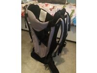 Mothercare child carrier backpack