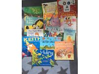 13 Assorted Children's Books