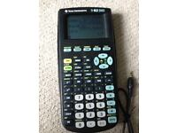 Graphing calculator TI-82
