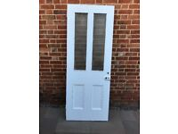 4 Panel Door with Window *Free*