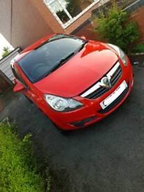 Vauxhall Corsa breeze 1 litre