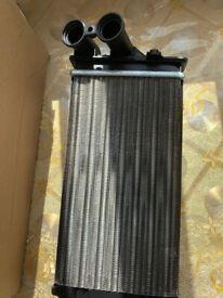 reg 56 Peugeot seven setter radiators