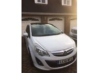 Limited Edition Corsa 2012 White 1.2