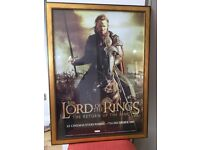 Lord of the rings . The Return of The King. Poster
