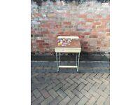 Vintage school desks for sale