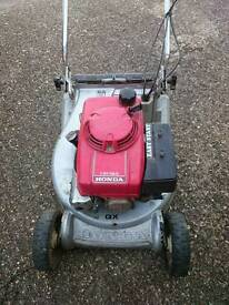 Honda Petrol Mower - Self Propelled