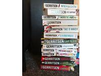 13 Tess Gerritsen Books